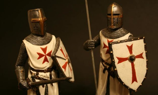 The Origin of the Knights Templar and the First Crusade