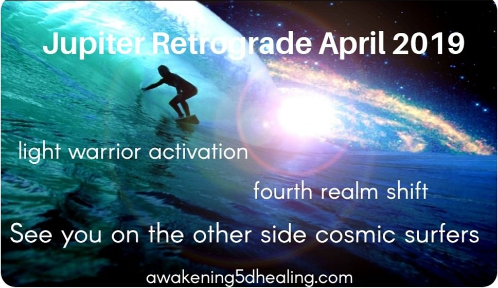 Jupiter Retrograde Fourth Realm Shift