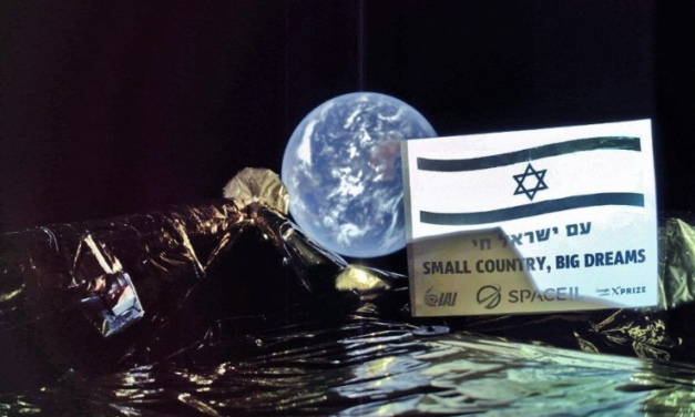 Israel fails attempted Moon landing as comm with spacecraft lost