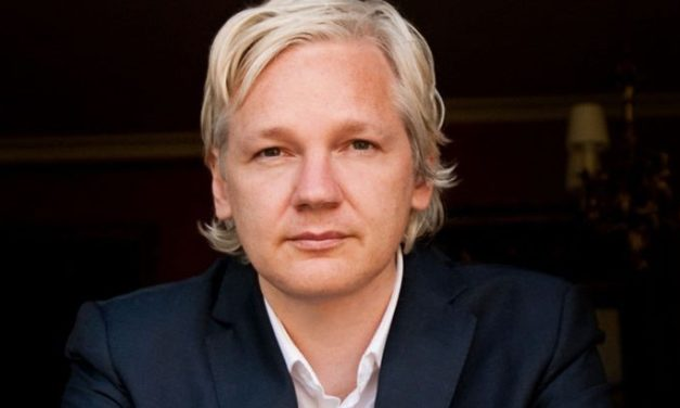 Julian Assange and the Unrelenting State
