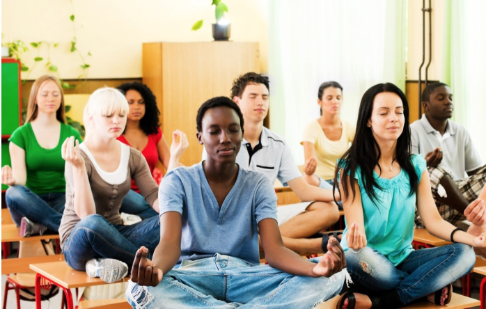 Eight Tips For Fostering Mindfulness In Teenagers