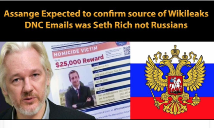 Assange Expected to confirm Wikileaks source of DNC Emails was Seth Rich not Russians