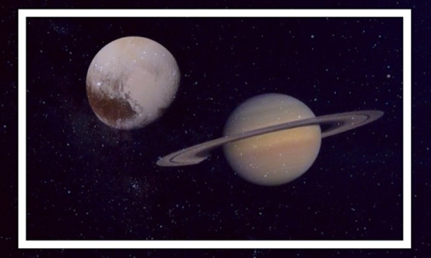 Intuitive Astrology: Saturn and Pluto Align 2019-2020