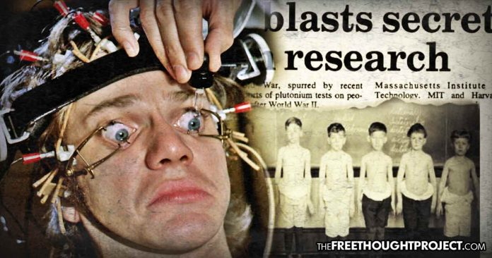 Disturbing Cases Show the US Govt is Still Conducting Secret Experiments and WE are the Lab Rats