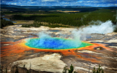 New Thermal Area Discovered Under Yellowstone — Yellowstone M5.0 (M4.5) Earthquake — Largest in years – Seismic unrest spreads rapidly [w/VIDEO]