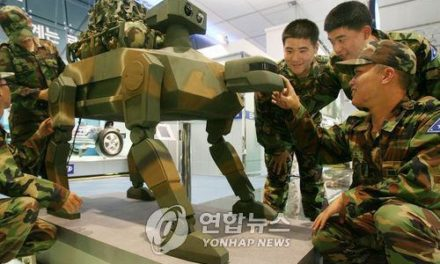 S. Korea to develop bioinspired military robots for future warfare