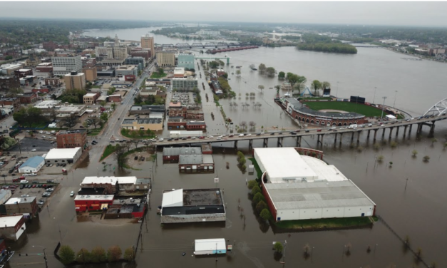 "Record Setting Flooding In The Heartland: ""The Mississippi River Has Been At Major Flood Stage For 41 Days And Counting"""