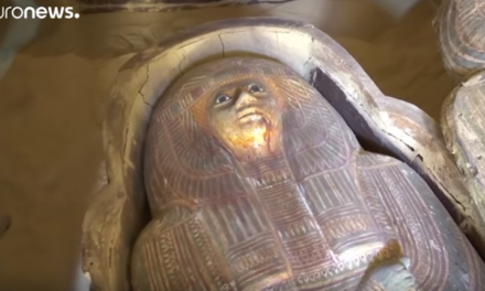 Ancient tomb dating back 4,500 years discovered in Egypt [VIDEO]