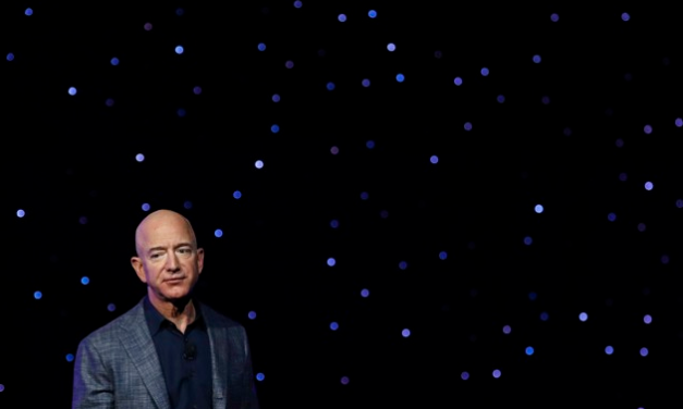 SCIENCE Jeff Bezos Has Plans to Extract the Moon's Water