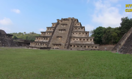 No One Knew They Existed, Southern Mexico's Lost City of Pyramids! [VIDEO]