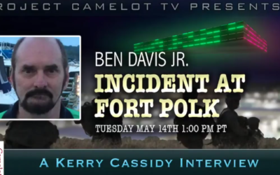 BEN DAVIS JR. – INCIDENT AT FORT POLK – ARMY ABDUCTION [VIDEO]