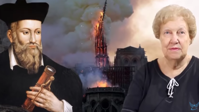 Dolores Cannon, Nostradamus, and the Notre Dame Fire [VIDEO]