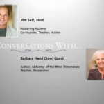 Conversations With … Barbara Hand Clow – Fall of the Elite [VIDEO]