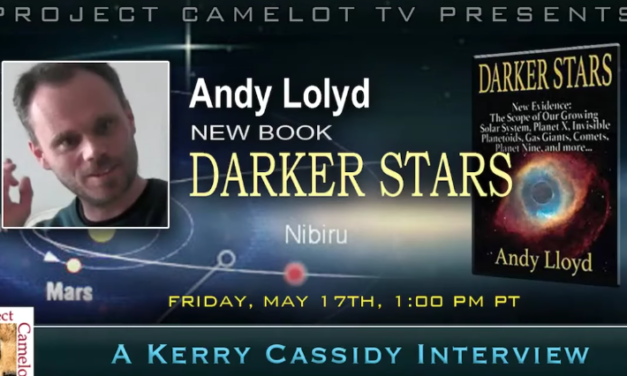 ANDY LLOYD: DARKER STARS : RE PLANET X [VIDEO]