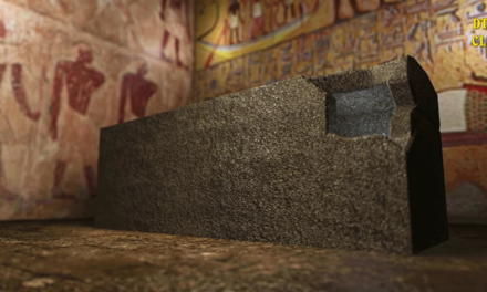 3500 Year Old Egyptian Temple Perfectly Cut in Limestone? [VIDEO]