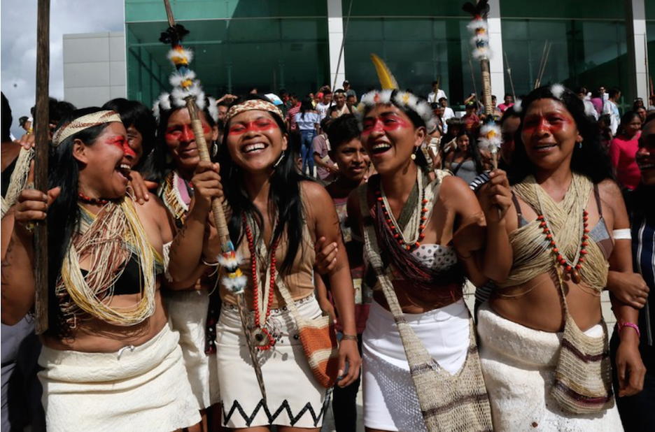 Amazon Tribe Wins Landmark Lawsuit To Protect Their Land From Oil Companies