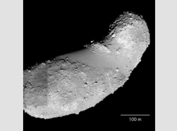 Water Found In Samples From Asteroid Itokawa