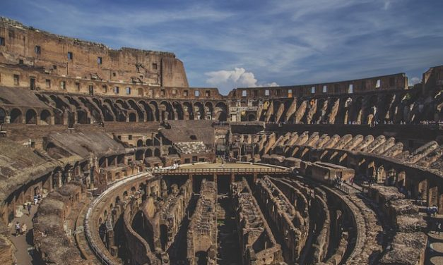 The Ancient Romans Built Seismic Invisibility Cloaks for Amphitheaters