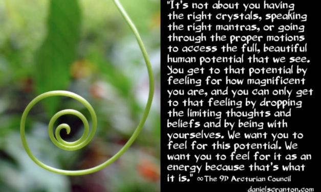 The Great Human Potential ∞The 9D Arcturian Council