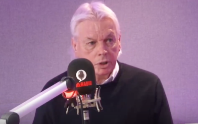 David Icke discusses theories and politics with Eamonn Holmes [VIDEO]