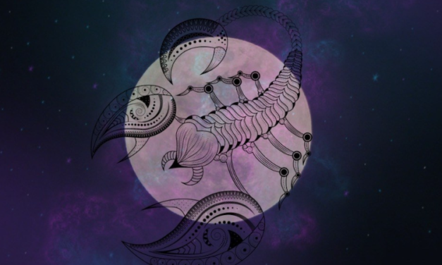 Intuitive Astrology: May 18 Full Moon 2019