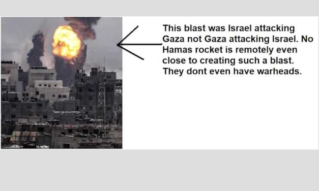 What's Going on in Gaza? As Usual US MSM Gets (at best) Only Half the Story