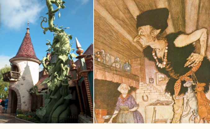 Scholars Believe That 'Jack and the Beanstalk' is a 5000 Year Old Tale