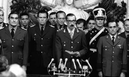 DECLASSIFIED ARCHIVES SHOW US HELPED ARGENTINE MILITARY WAGE DIRTY WAR THAT KILLED 30,000