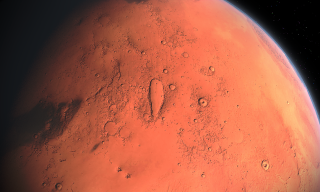Mars and the CIA: One Million Years B.C.