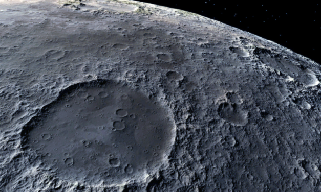 """Astronomers Discover """"Deep Structure"""" Under Moon's Largest Crater"""
