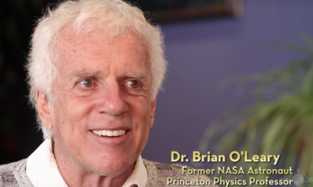 """NASA Astronaut: """"These Concepts Have Been Proven In Hundreds Of Laboratories Around The World"""""""