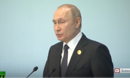 Interpreting President Putin's Speech At The 2019 BRI Forum