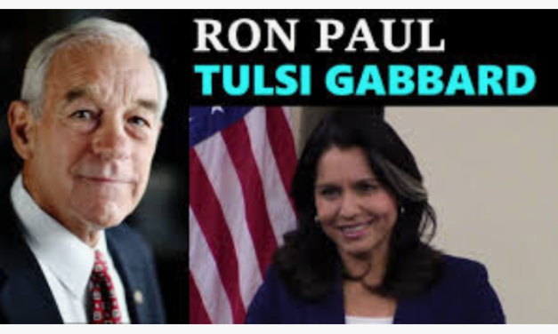 Ron Paul Has a Favorite in the Democratic Presidential Primary