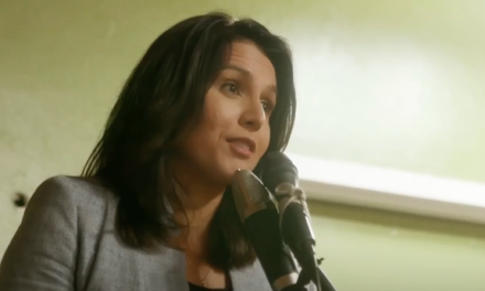 Unprecedented Campaign Truth: Two Powerful Speeches from Tulsi Gabbard [2VIDEOs]