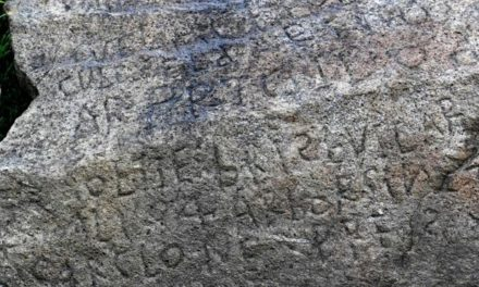 Reward offered for deciphering centuries-old French stone