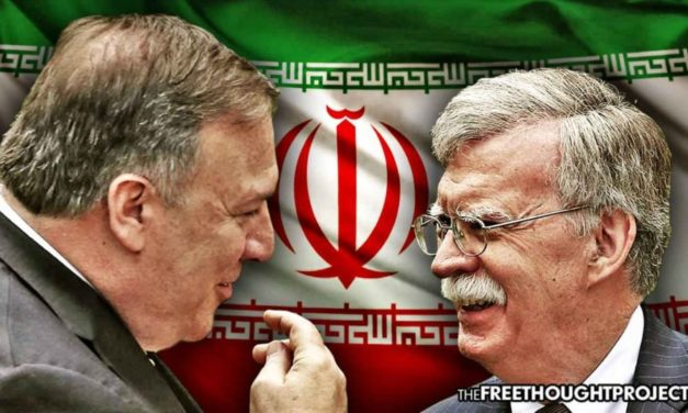 After Army Col. Warns of False Flag to Start War with Iran, US Blames Iran for Attacks