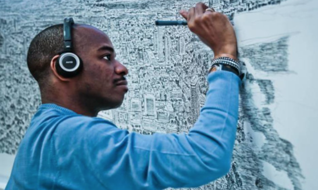 This Autistic Genius Can Draw Entire Cities From His Memory