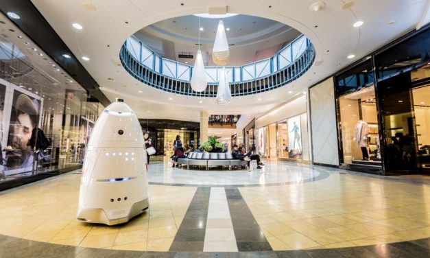 Spying Police Robots (Daleks) Coming To A City Near You [VIDEO]