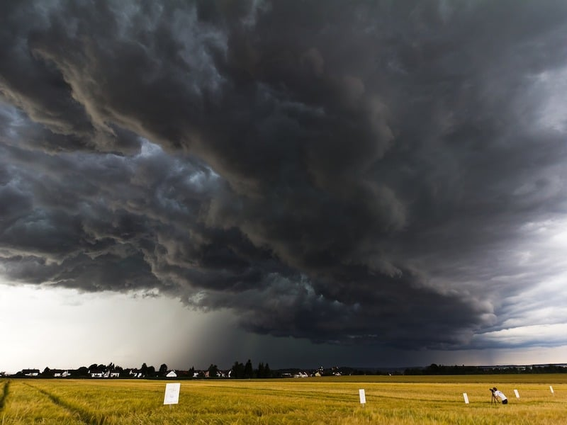 """Oxford PhD Holder: """"There Has Been No Completely 'Natural Weather for Decades."""""""