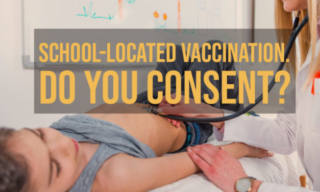 School-Located National Vaccination. Do You Consent?
