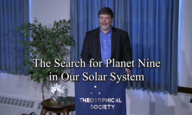 William Wester: The Search for Planet Nine in Our Solar System [VIDEO]