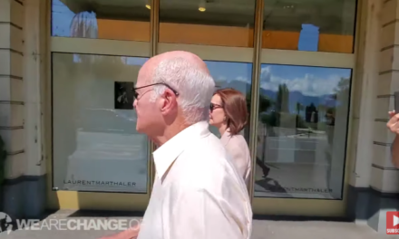 OMG Can't Believe These Bilderberg Members Talked To Us And What They Said! [VIDEO]