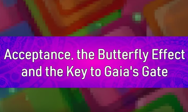 Magenta Pixie – Acceptance, the Butterfly Effect and the Key to Gaia's Gate [VIDEO]