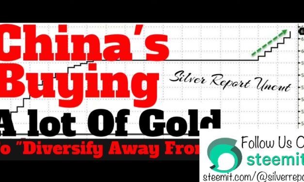 China's Gold Purchases Surge As Dedollarization Begins To Accelerate [VIDEO]