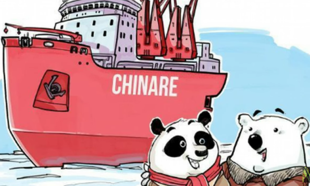 Why Is China Pouring Money Into The Arctic? [VIDEO]