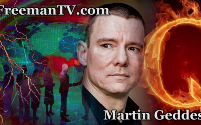 Coping With Reality Collapse – Martin Geddes [VIDEO]