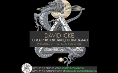 David Icke | True Reality, Archon Control, & The Big Conspiracy [VIDEO]