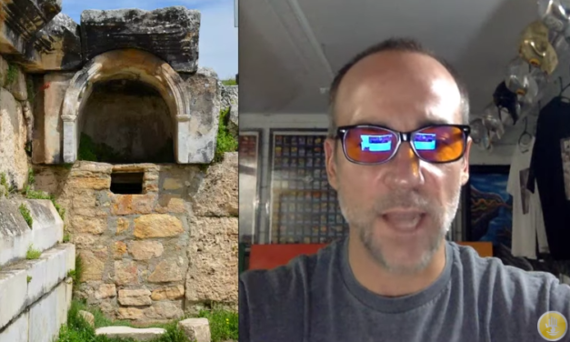 Ancient Temple of Pluto, God of The Underworld, Plutonian, The Entrance to Hell Discovered [VIDEO]