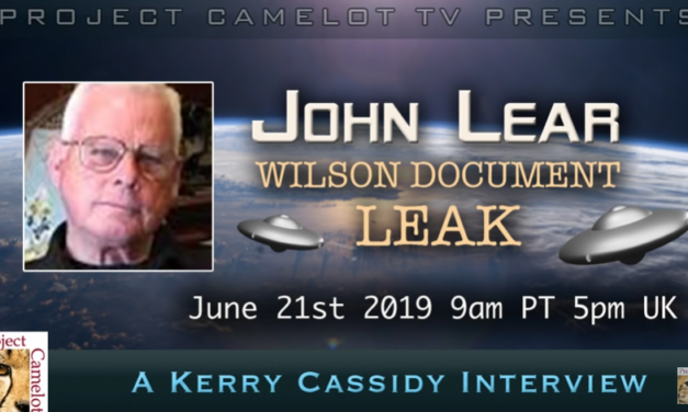 JOHN LEAR RE ADMIRAL WILSON DOCUMENT LEAK [VIDEO]