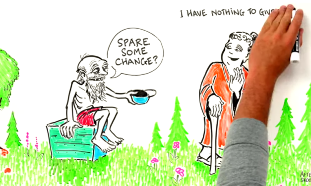 How to be Completely Carefree – Teachings from Eckhart Tolle [VIDEO]